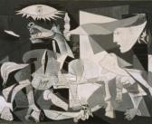 Un análisis de Guernica