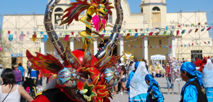 La Historia de La Fiesta de la Tirana