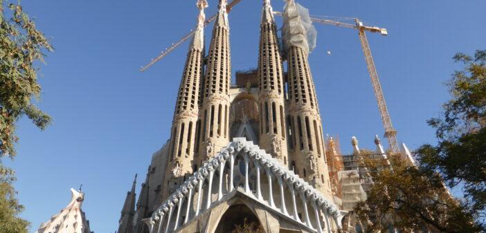 La historia y el diseño de la Sagrada Família